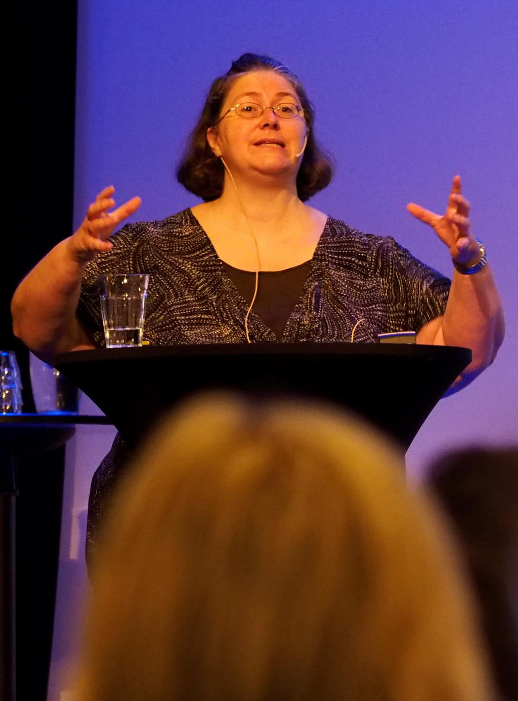 Professor Judith Tanner