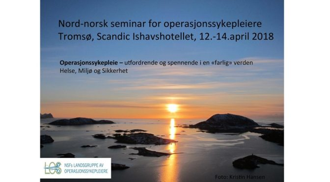Nord-Norsk Seminar 2018 – Foredrag lagt ut!