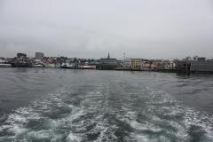 Farvel Stavanger i noen timer!