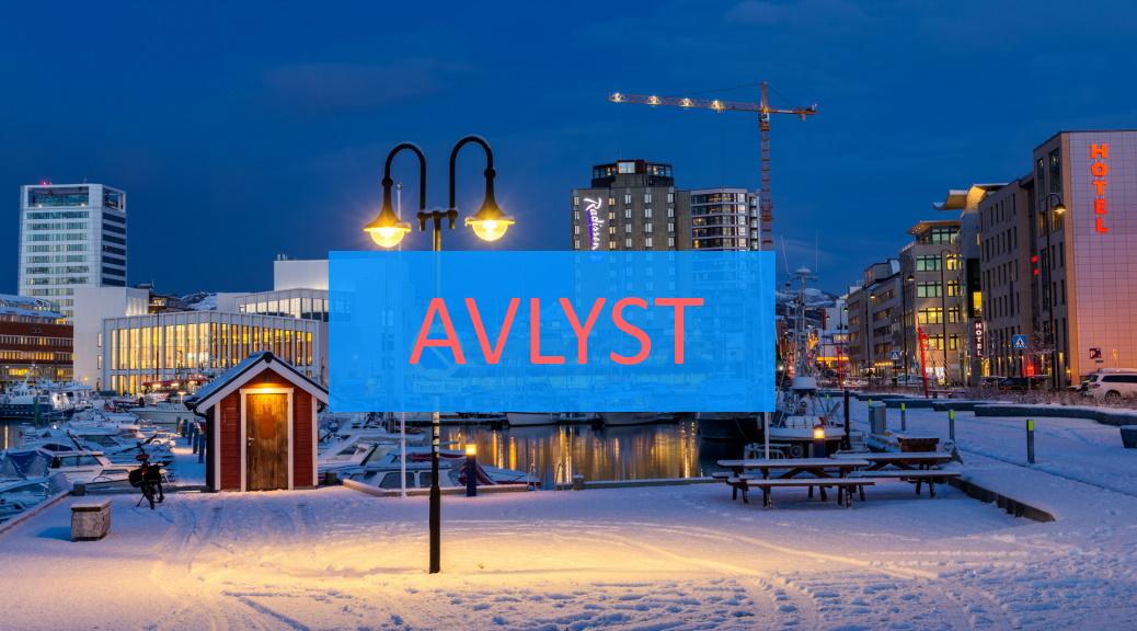 Nordnorsk seminar 2021 - Avlyst